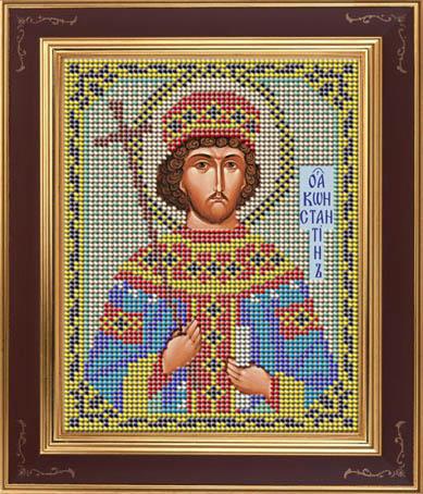 икона святого константина: