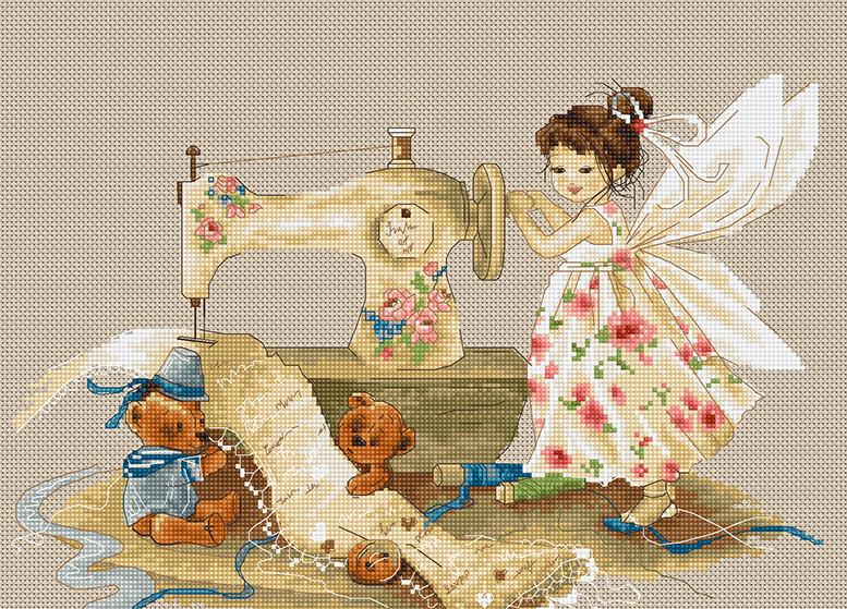 Наборы для вышивания страна рукоделия